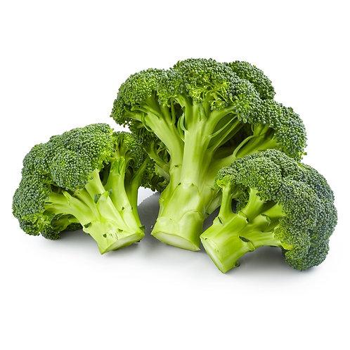 Broccoli each bunch