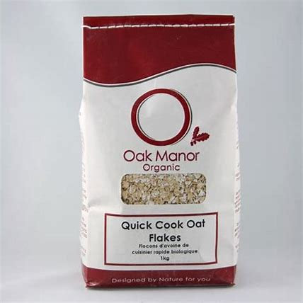 Quick Oats oak Manor 1 kg bag