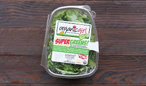 Super  Greens Organic Girl 142g pk 5 oz