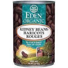 Eden  Organic  Kidney Beans 398ml