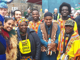 IRIE! dance theatre as a symbol of culture and heritage