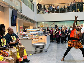 'Black History lives at IRIE! dance theatre'