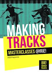 IRIE! Making Tracks Masterclass Programm