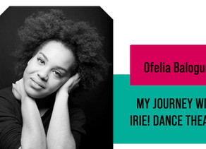 My Journey with IRIE! dance theatre