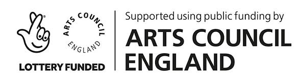 Arts Council England Logo - Black on whi