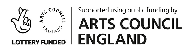 Arts Council England Logo - Black on whi