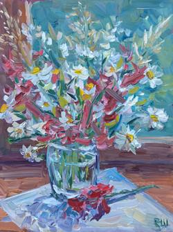 Луговое цветы