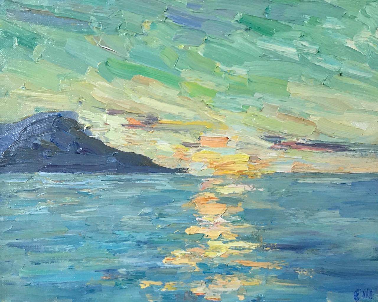 Зеленый рассвет. Монако