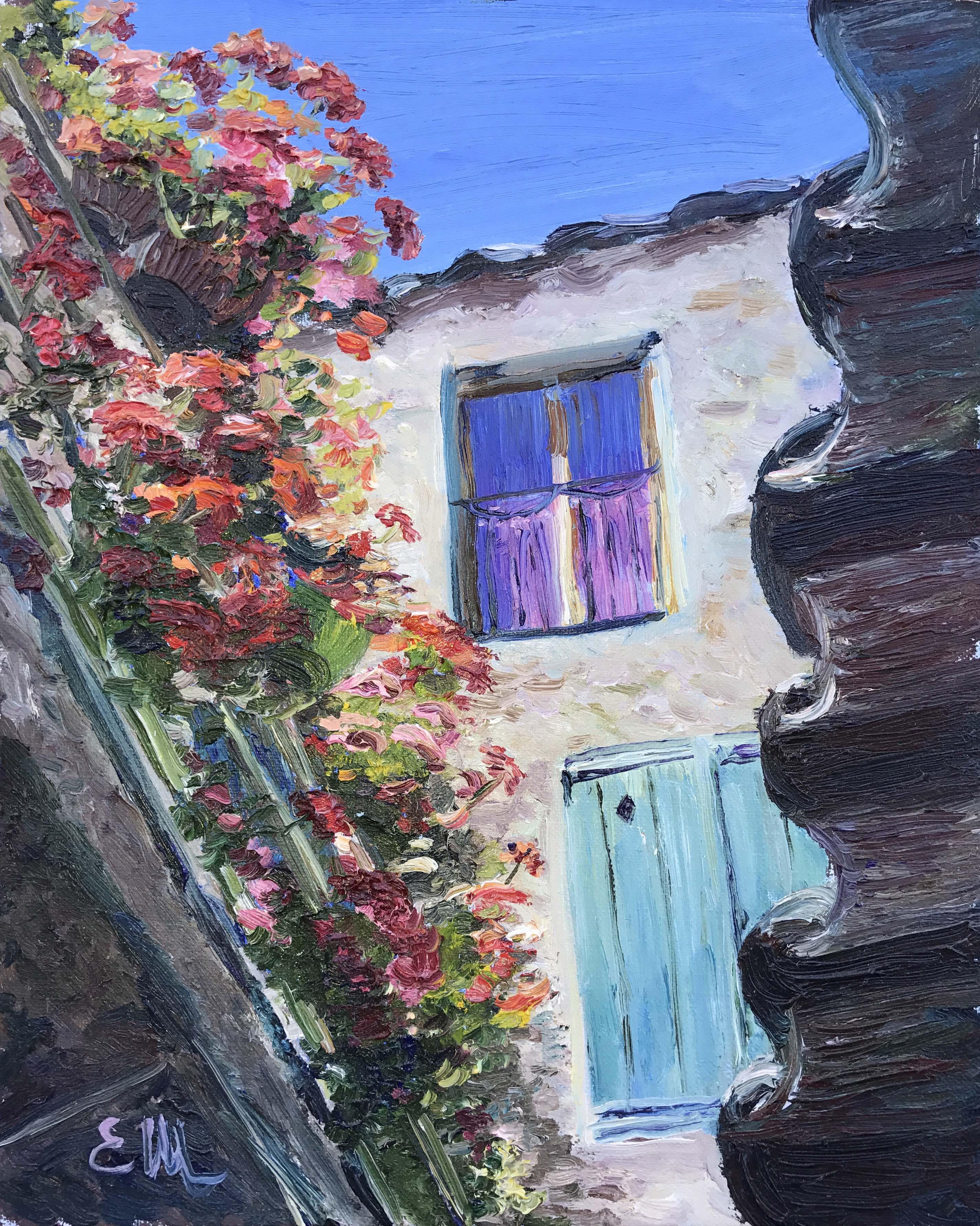 Герани в Провансе