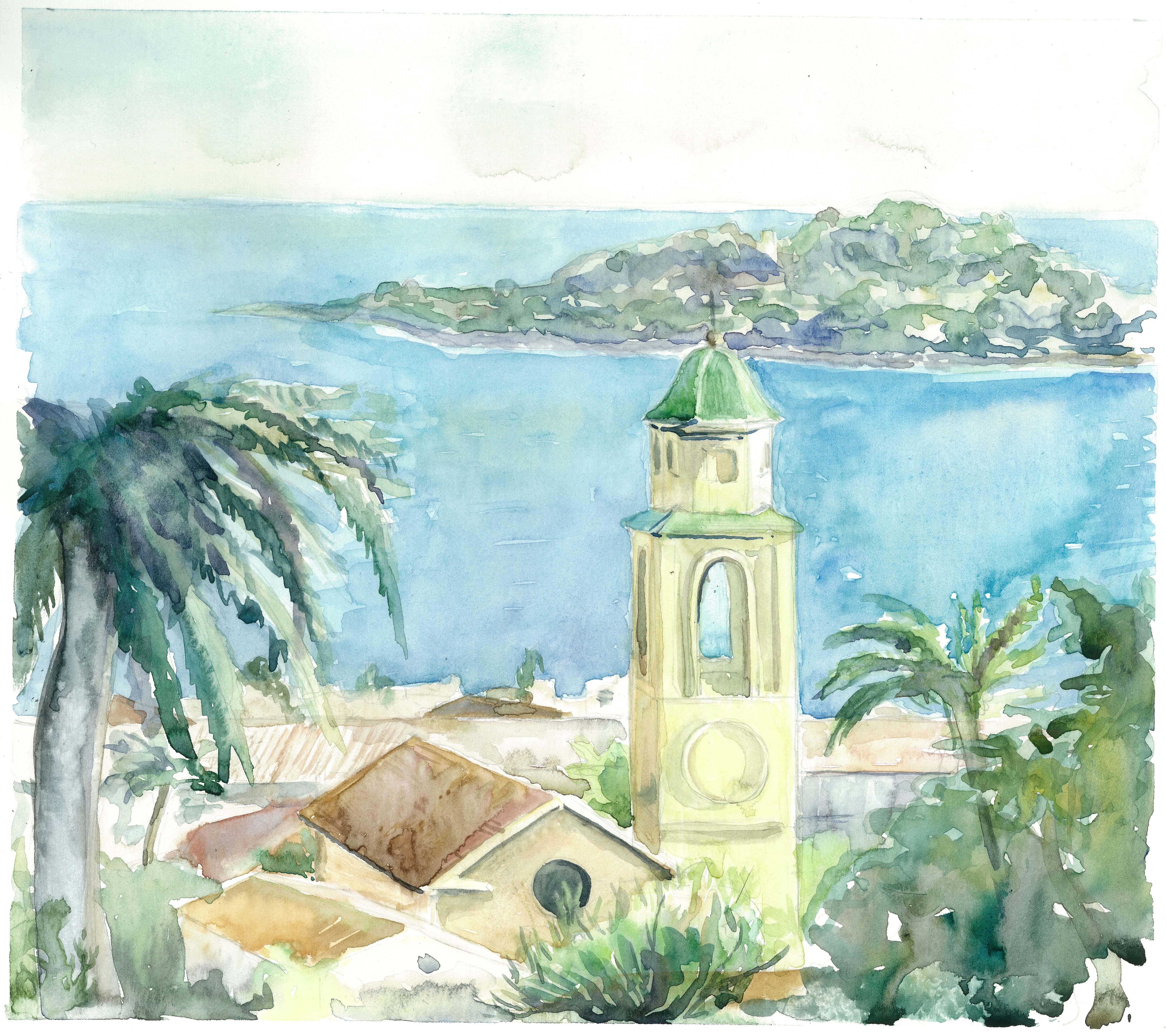 View on Beaulieu