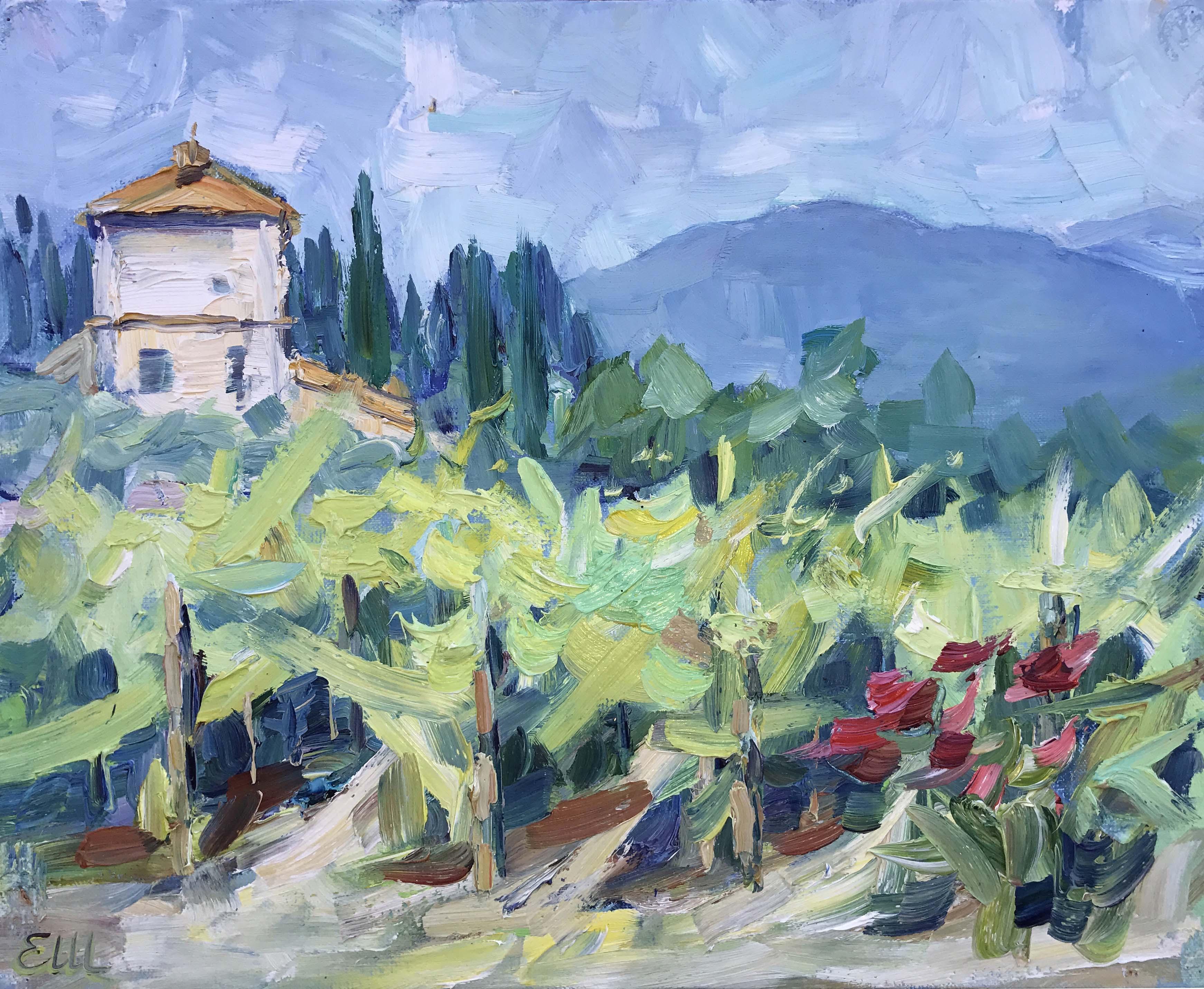 LE vignoble de Venetto