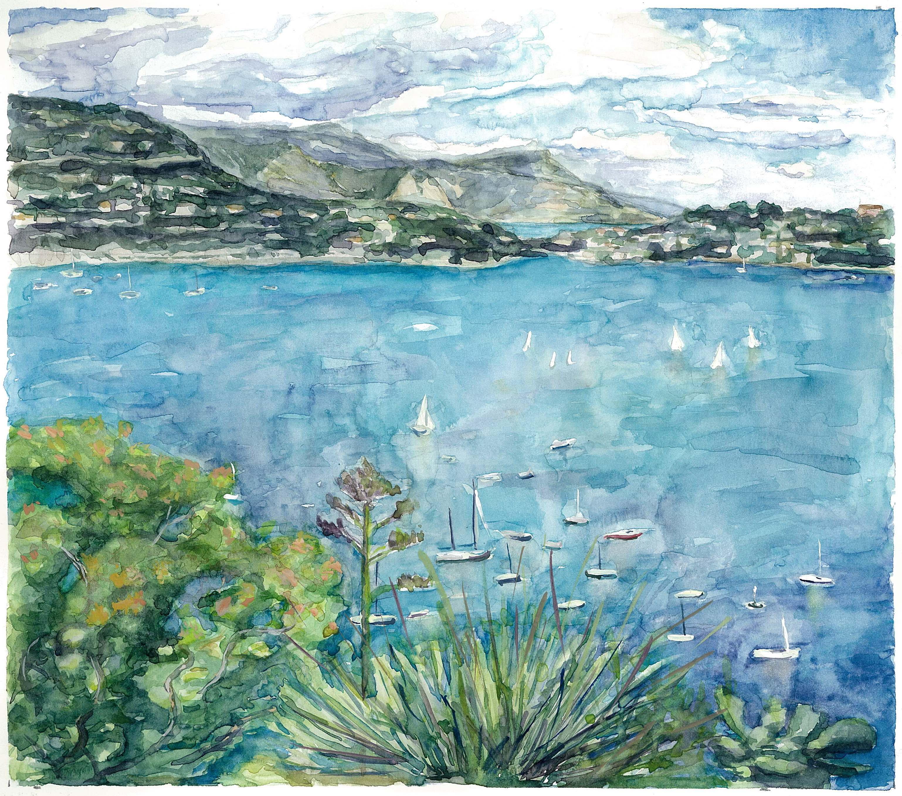 Spring in Côte d'Azur
