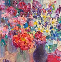 Valse of flowers