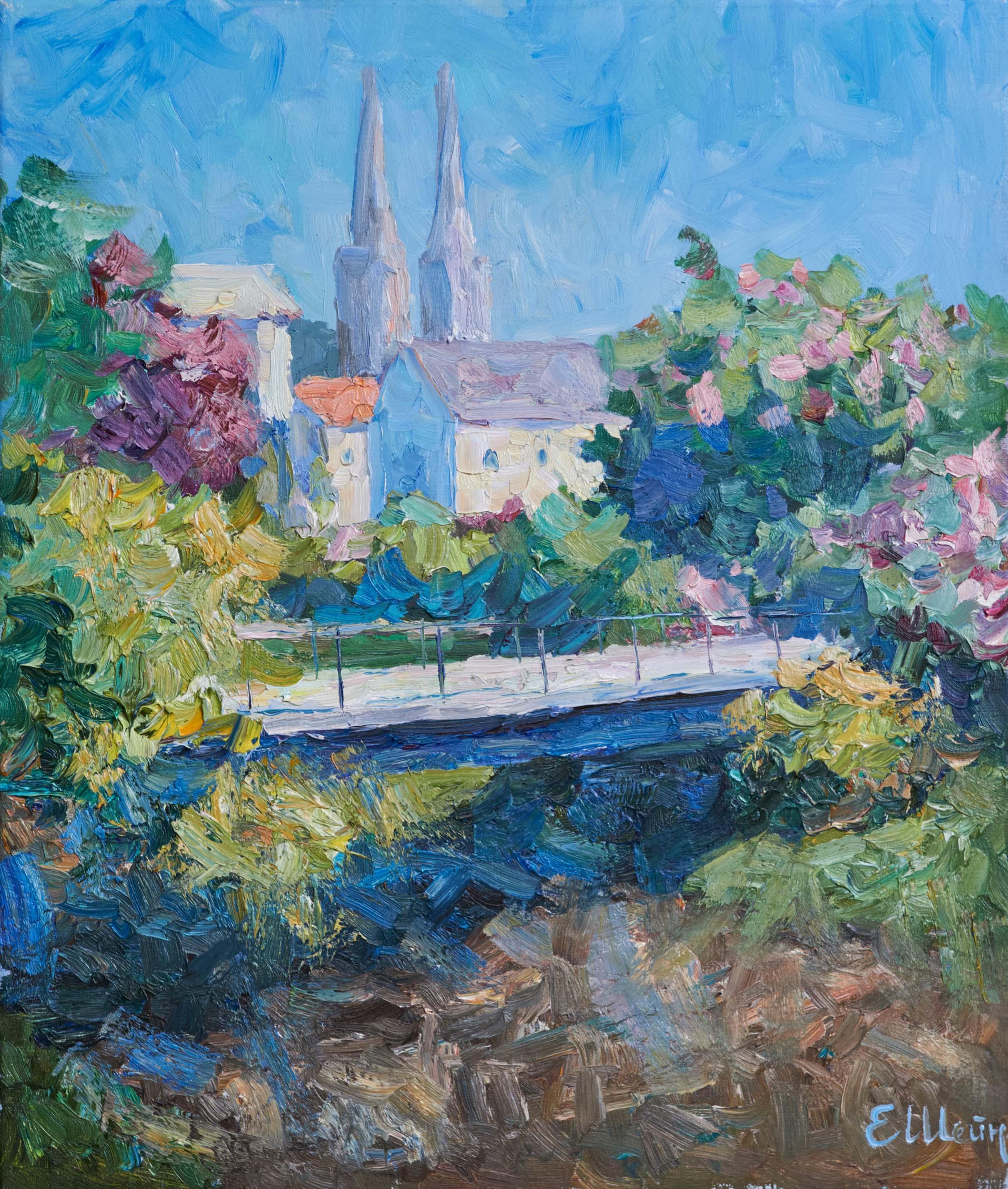 Весна в Баден-Бадене