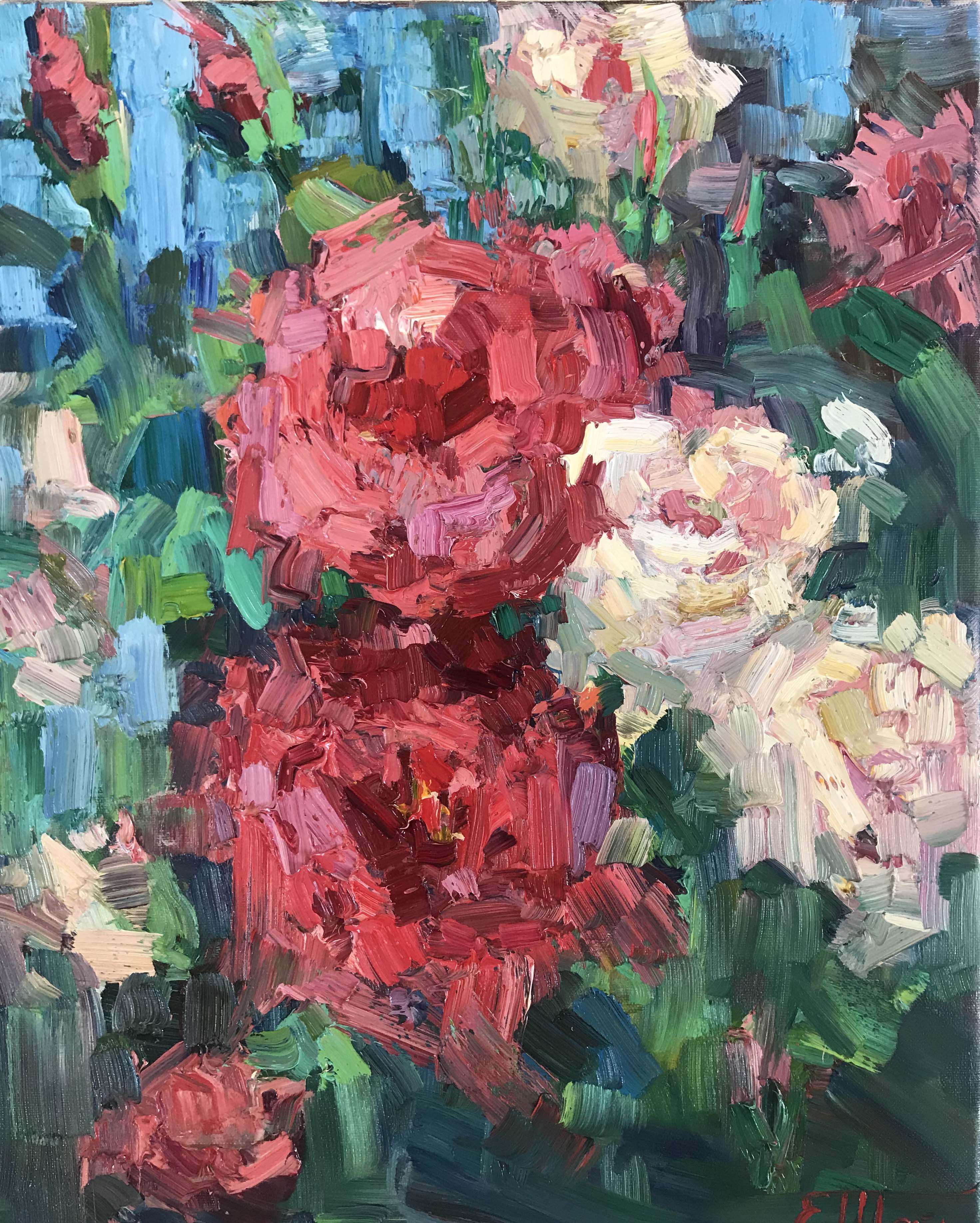 Розы баронессы Ротшильд