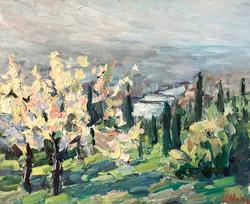 Le printemps à Vérone