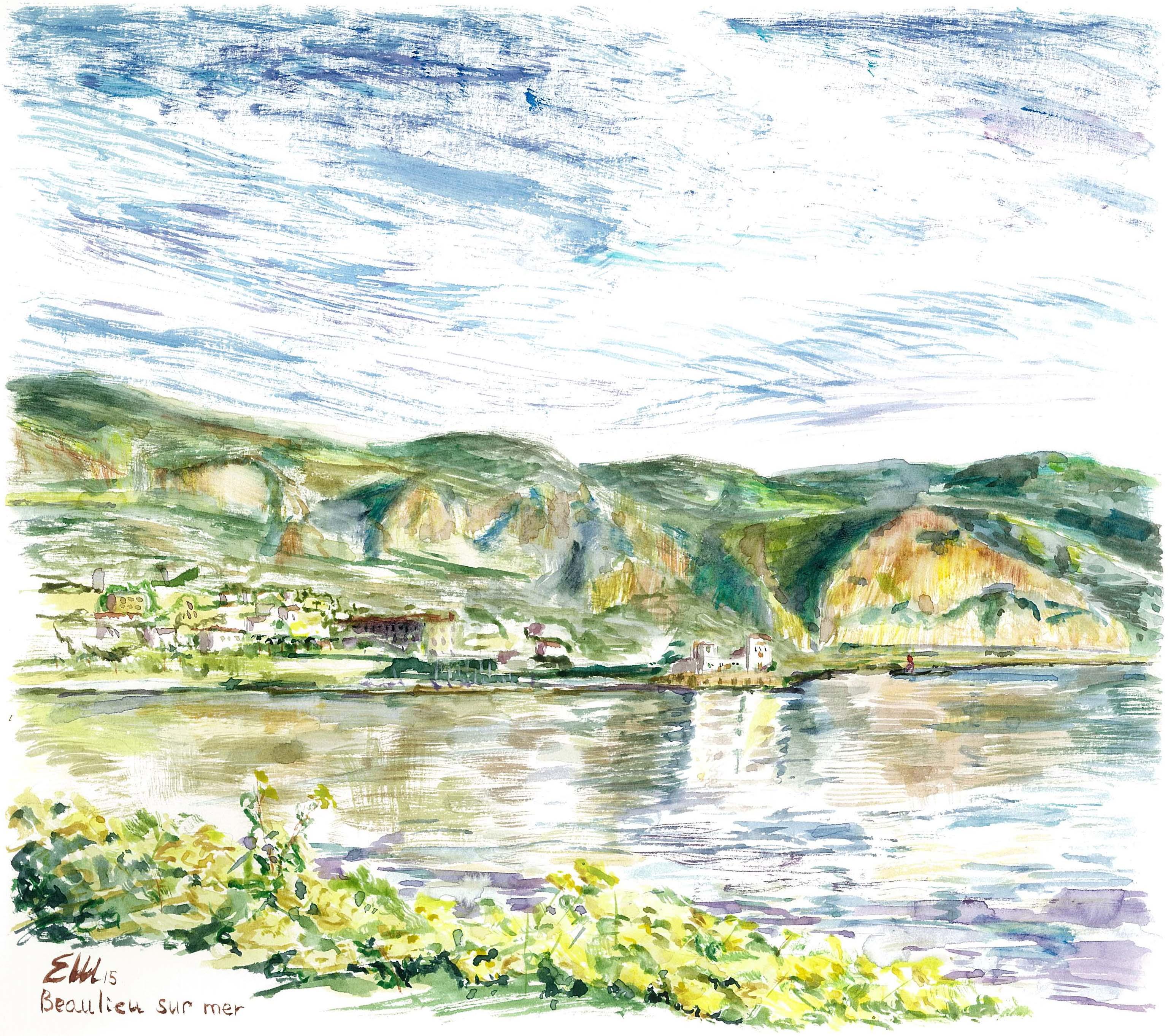Fourmis bay