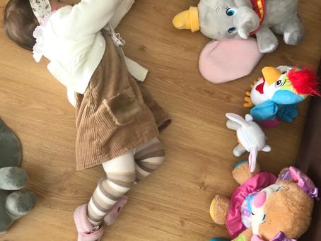 Como brincar com bebéde 12 meses?