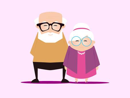 Saudades dos meus avós
