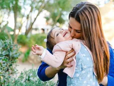 Como mudei sendo mãe