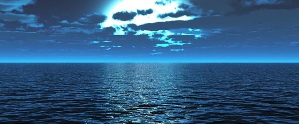 Le Calme de l'Océan
