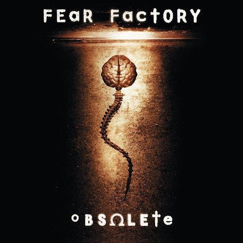 FEAR FACTORY Obsolete (Tape)
