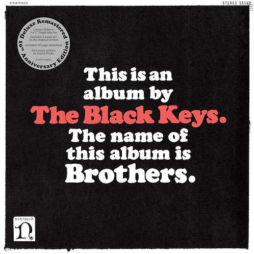 THE BLACK KEYS Brothers (10th anniversary)