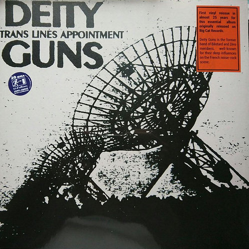 DEITY GUNS Trans Lines Appointment