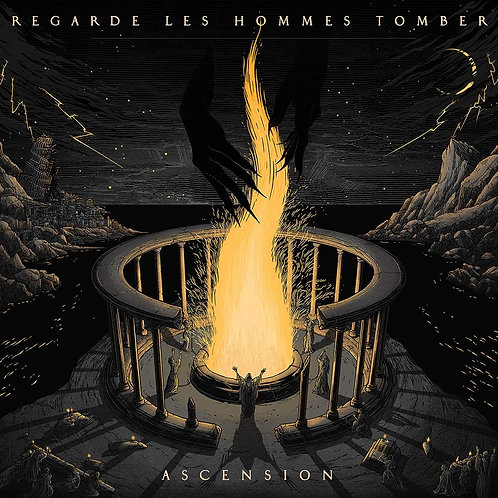 REGARDE LES HOMMES TOMBER Ascension