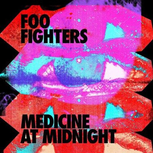 FOO FIGHTERS Medicine At Midnight (Orange)