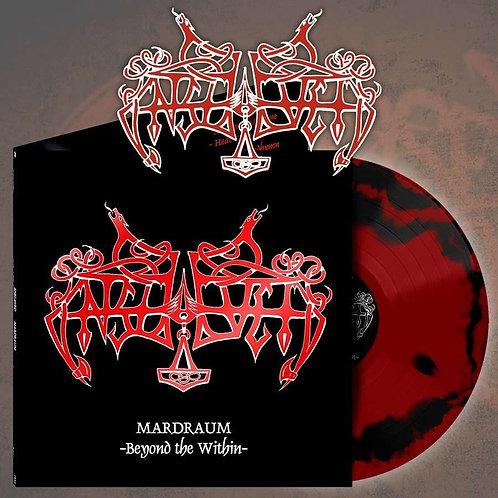 ENSLAVED Mardraum - Beyond The Within (Red / Black Swirl)