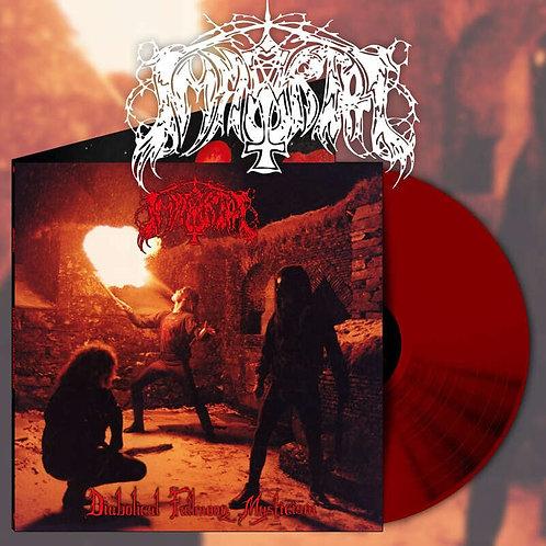 IMMORTAL Diabolical Full Moon Mysticism (Red)