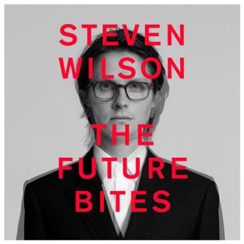 STEVEN WILSON The Future Bites (White)