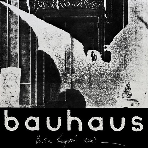 BAUHAUS Bela Lugosi's Dead (The Bela Session)