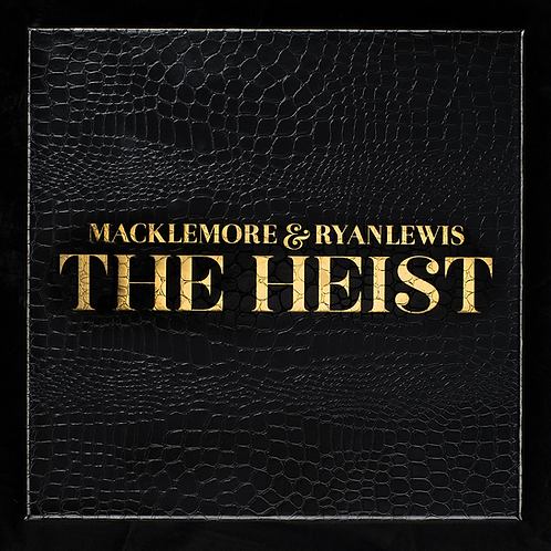MACKLEMORE & RYAN LEWIS The Heist (Deluxe Box Set)