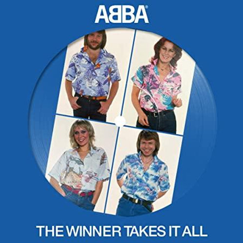 ABBA The Winner Takes It All (single)