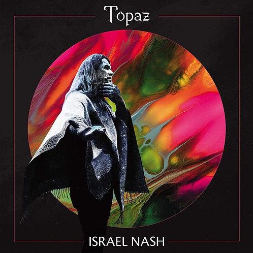 ISRAEL NASH Topz (Turquoise Transparent)
