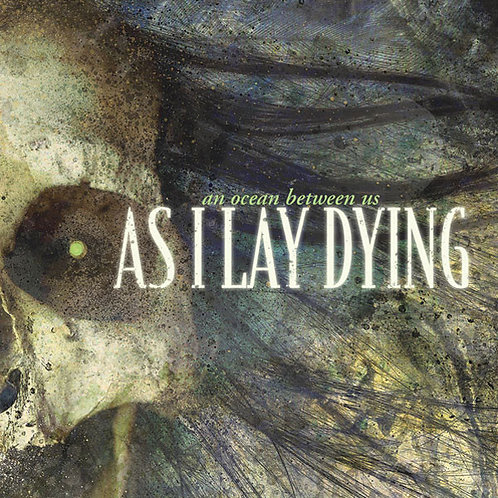 AS I LAY DYING An Ocean Between Us (Ivory Cleared Marble)