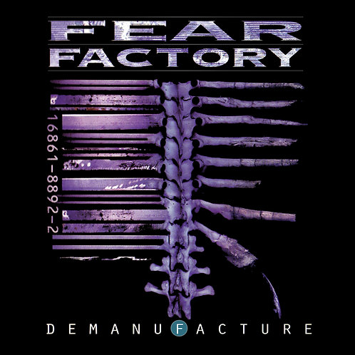 FEAR FACTORY Demanufacture (Tape)