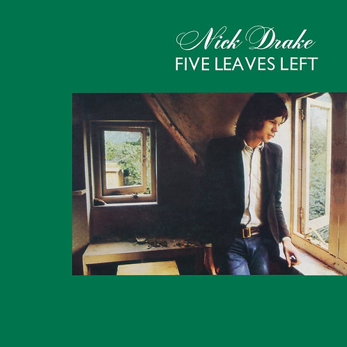 NICK DRAKE Five Leaves Left