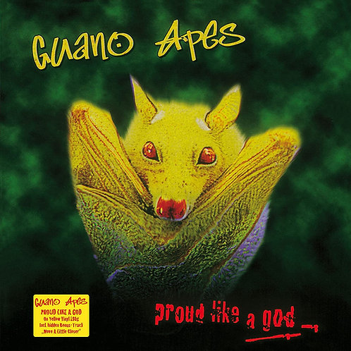 GUANO APES Proud Like A God (Yellow)