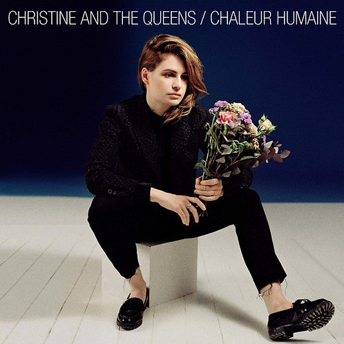 CHRISTINE AND THE QUEENS Chaleur Humaine (Blue)