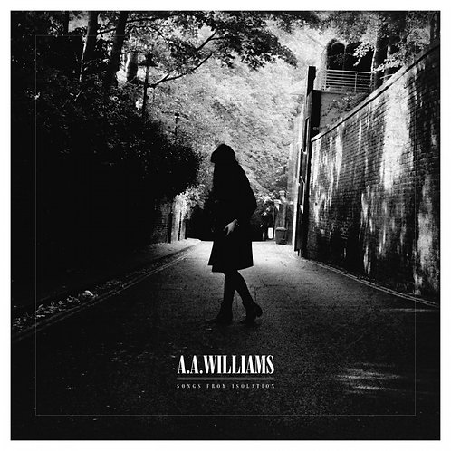 A.A. WILLIAMS Songs From Isolation (signed insert)