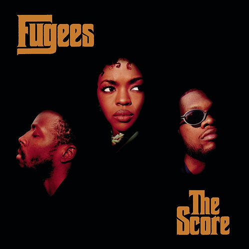 THE FUGEES The Score (White)
