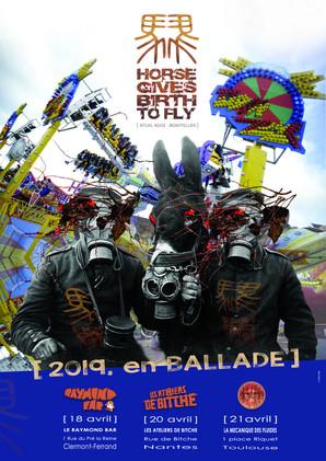 Affiche A3 HGBTF
