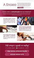 Como está a comunicação da sua empresa? Conheça os serviços da Encaso!