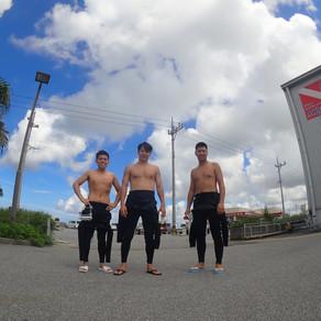 透明度抜群でした(*^_^*)宜野湾体験ダイビング