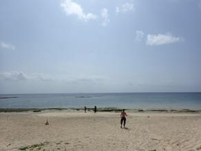 【むら咲きむらビーチ】