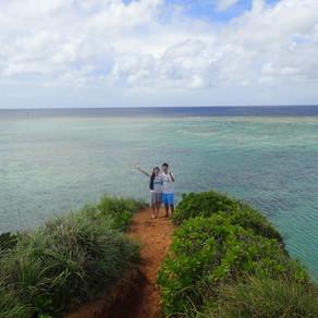 沖縄南部に怪しい熱帯低気圧
