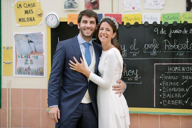 Teresa & Roberto